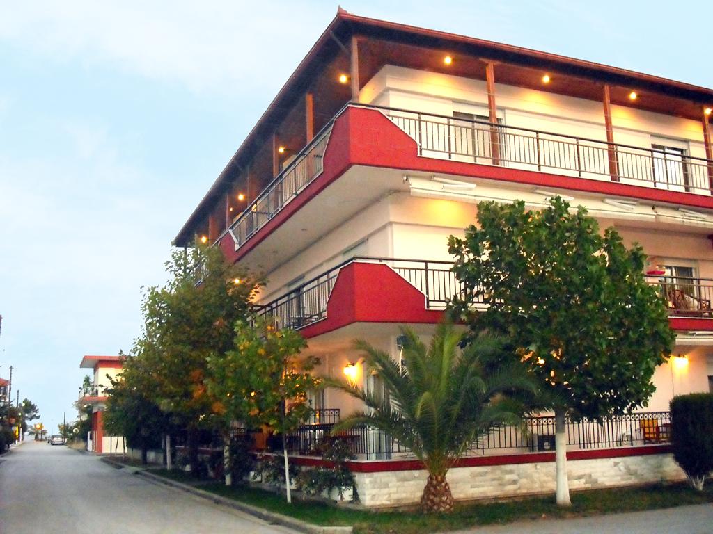 Ξενοδοχείο  σε Νέα Βρασνά